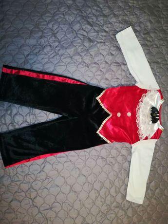 WAMPIR 1,5-2 Drakula strój przebranie kostium