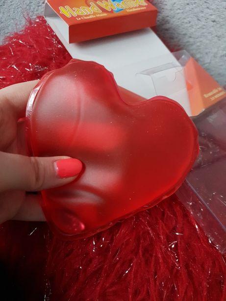 Podgrzewacz do rąk serce Termofor Nowy