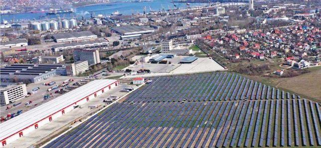 Готовый бизнес - Солнечная электростанция 12,4 га, 6772 кВт, Без %