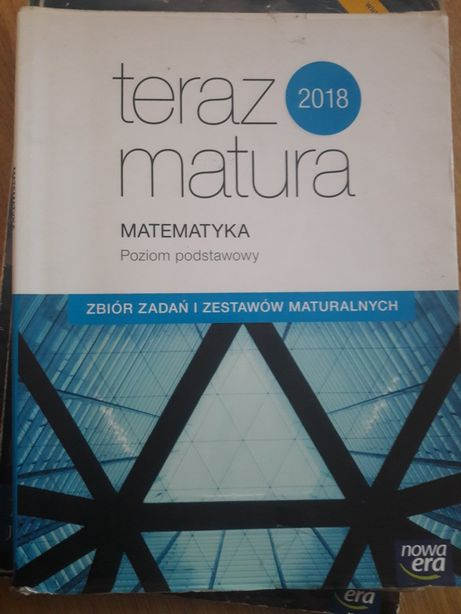 Matematyka Zbiór zadań i zestawów maturalnych teraz matura