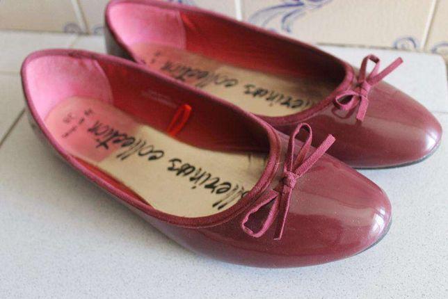 Sapato Vermelho, MO