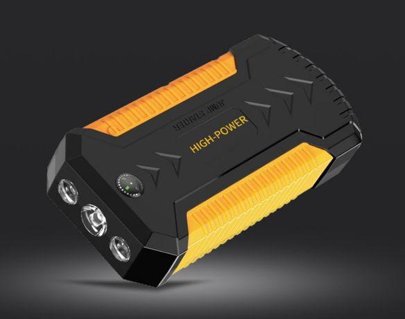 Зарядно пусковое устройство Джамп стартер Car jump start 16800mAh Т15а