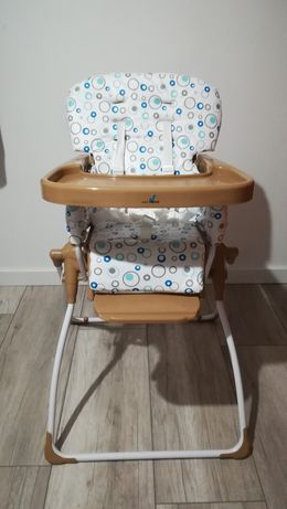 Krzesełko do karmienia Cartero