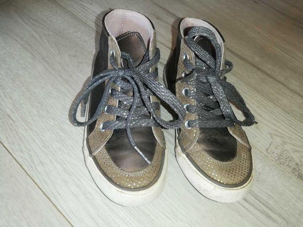 Buty dziewczęce r. 27