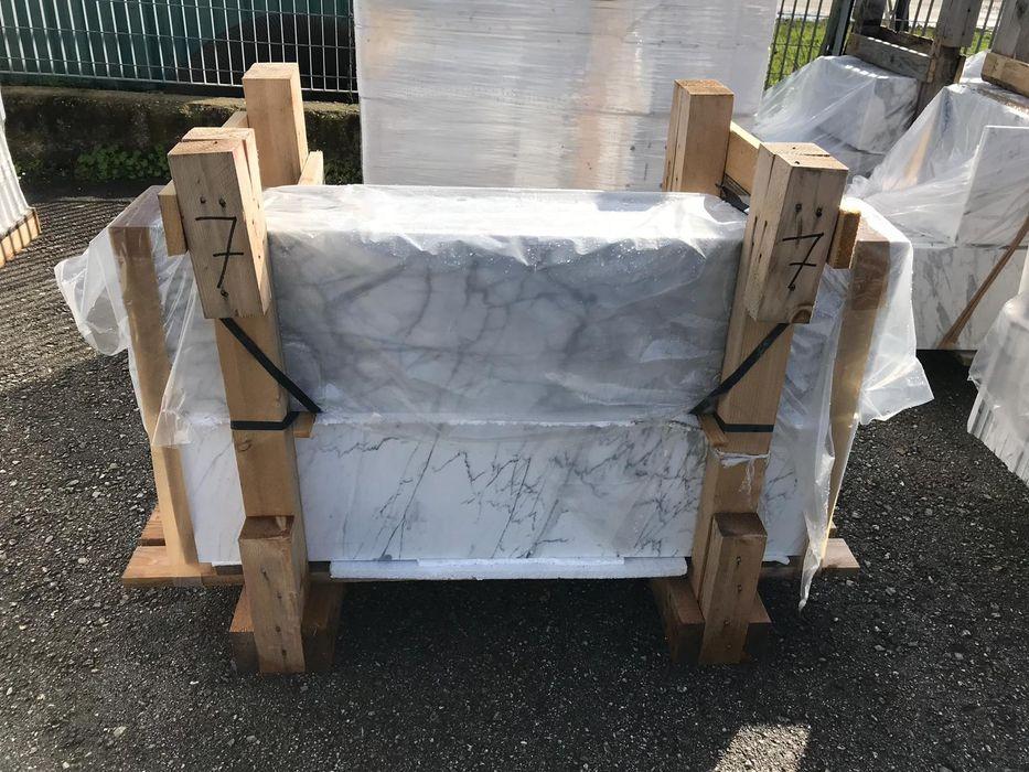 Stopnie Schody marmurowe Bianco di Carrara Poskwitów - image 1