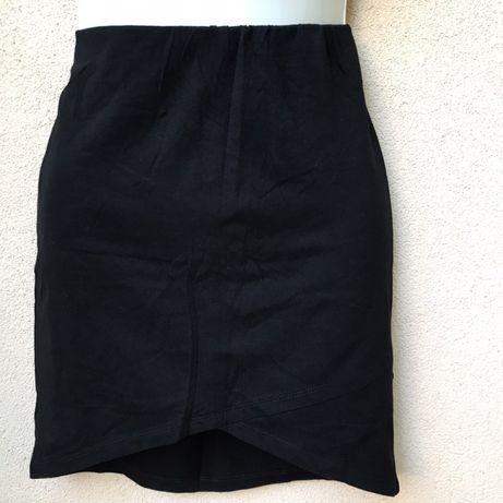 летняя юбка на запах