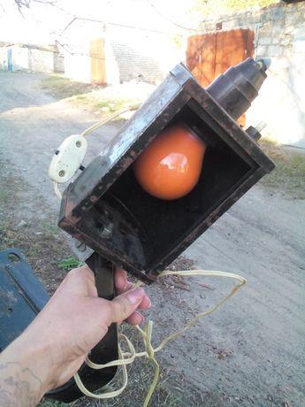 Фото лампа для проявки фото