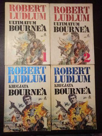 Książki - Robert Ludlum