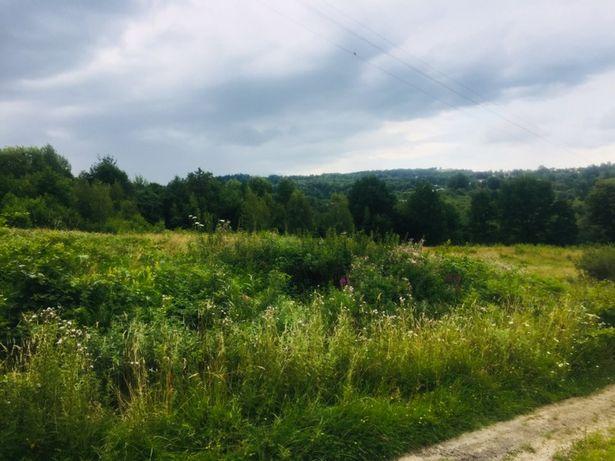 Земельна ділянка в Карпатах