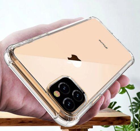 Etui Iphone XR + szkło hartowane
