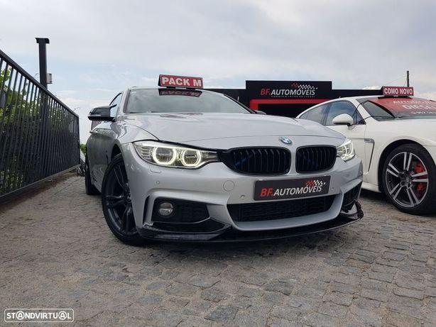 BMW 418 Gran Coupé d Pack M Auto
