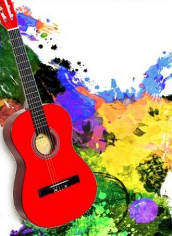 Викладач по класу гітари.