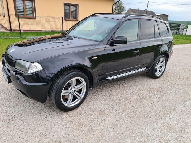 ##BMW X3 E83 2004 SHADOW LINE ##