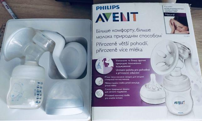 Ручной молокоотсос Avent philips