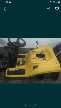 traktorek kosiarka lawnflite mountfield mtd błotnik ściana wieszak zbi