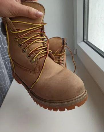 ботинки натуральная кожа Timberland тимберленд не cat, ecco, martens