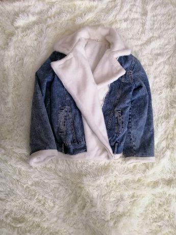 Куртка джинс.  Куртка джинсовая. Куртка с мехом. Куртка с альпакой.