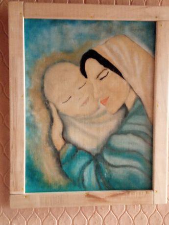 Картина маслом 37×47
