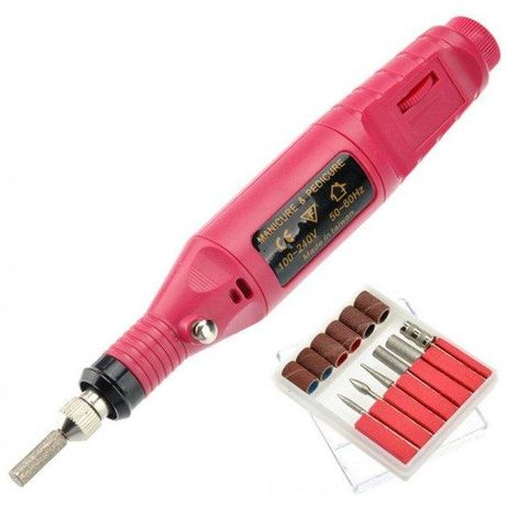 Мини-фрезер для маникюра и педикюра Variable Speed Rotated Pen