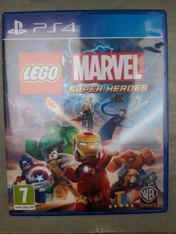 Gra PS4 Lego Marvel