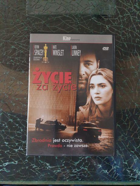 DVD film Życie za życie