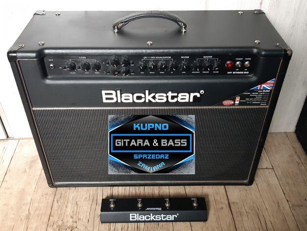 Wzmacniacz Lampowy Blackstar HT STAGE 60 - Celestion 212 - lub zamiana