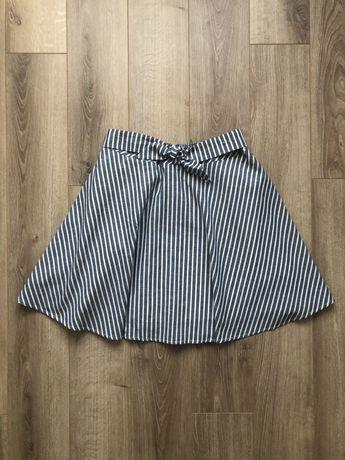 Rozkloszowana spódnica XL