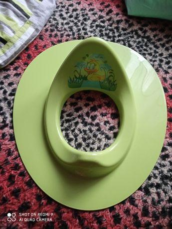 Nakładka na toalete odbiór Dąbie