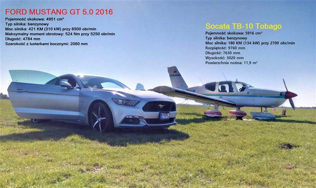 Ford Mustang GT 5.0L 2016
