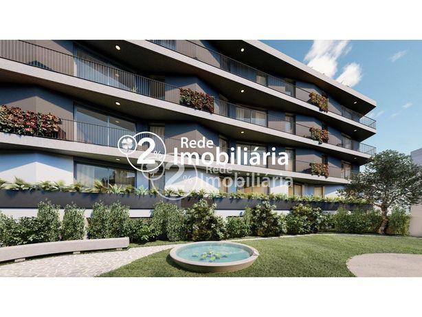 Apartamento T2 com 100m2 no novo Empreendimento do Centro...