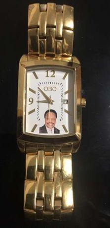 Relógio de Homenagam