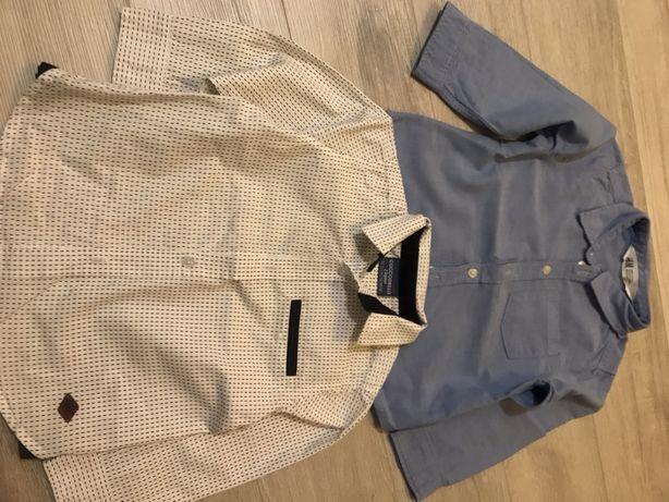 Koszule H&M i Cocodrillo r. 92