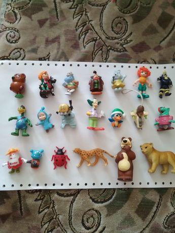 Игрушки из Киндера дешево
