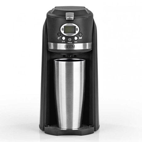 Ekspres do kawy automatyczny przelewowy Beem Grind & Brew 2 Go