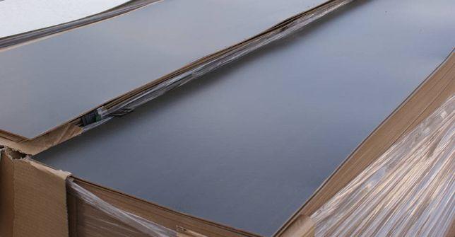 Płyta pilśniowa gr. 2,5 mm lakierowana czarna, pilśnia