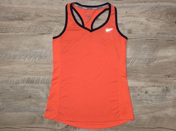 Nike dri-fit top bokserka 164 170 S bluzka koszulka sportowa j nowa od