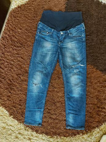 Spodnie ciążowe H&M Mama R.44