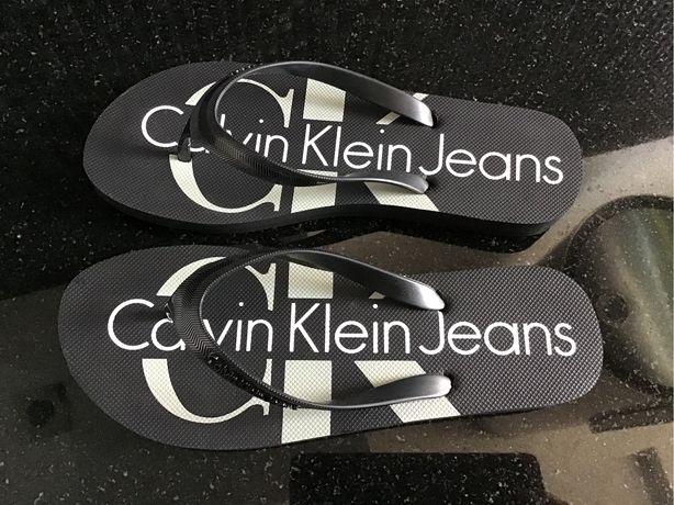 Japonki Calvin Klein Jeans rozm. 39 nowe
