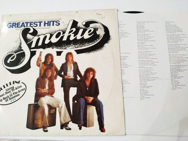 Płyta winylowa: Smokie Gratest Hits