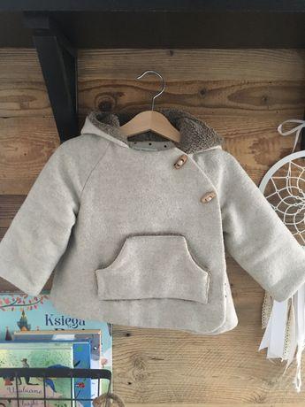 Budrysówka płaszczyk płaszcz kurtka Zara 86