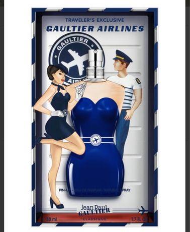 Продам духи/парфюм Jean Paul Gaultier Airlines