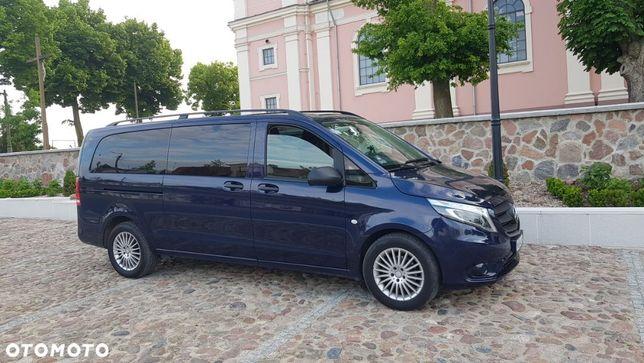 Mercedes-Benz Vito 2,2 cdi163KM extra Long 8 osób 1 wł.Salon PL zamienię na quad motocykl
