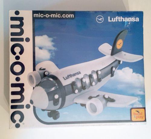 Mic-O-Mic, Model - Lufthansa Mały Samolot (Odrzutowiec) [NOWA]