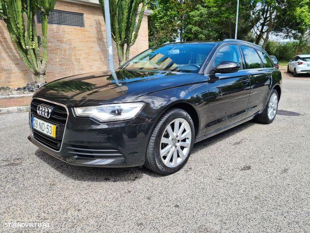 Audi A6 Avant 2.0 TDi Business Line Sport