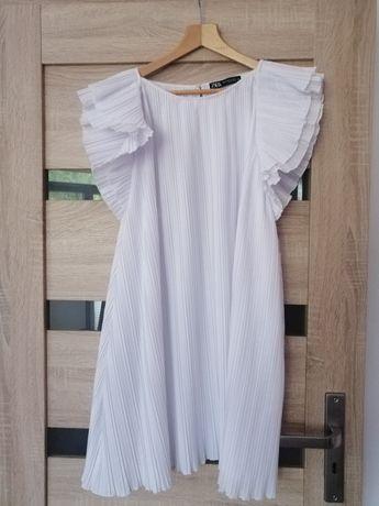 Zara sukienka nowa kolekcja