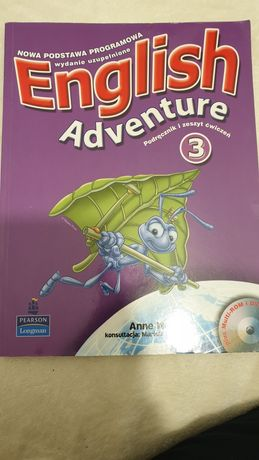 NOWA ENGLISH Adventure Pearson/Longman