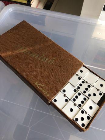 Jogo Domino vintage da marca Karto