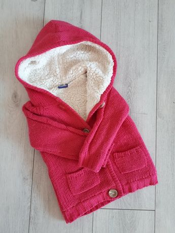 Sweterek ocieplany
