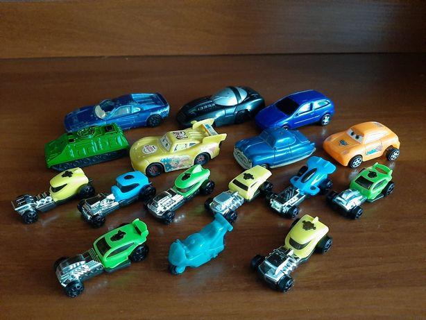 Машинки разные , любая 10 грн или все за 130 грн