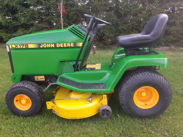 Traktorek Kosiarka John Deere 15 Hp V-Twin kawasaki chłodzony cieczą
